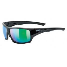 Γυαλιά ηλίου UVEX sportstyle 222 POLA Black/Green (5309802770)