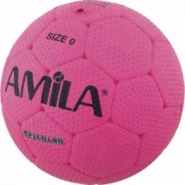Μπάλα Handball Amila Cellular 47-50cm 41324