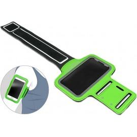 Πράσινο αθλητικό περιβραχιόνιο για κινητό τηλέφωνο Delock 20644