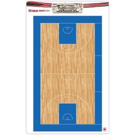 Πίνακας τακτικής μπάσκετ FOX40 Coaching Clipboard for Basket 70581