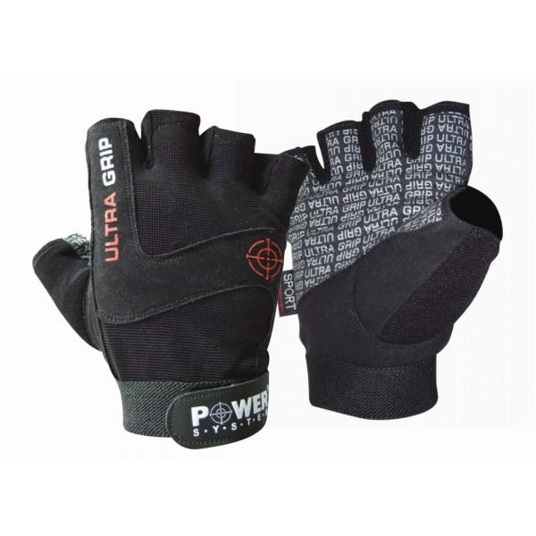 Γάντια γυμναστικής (κοφτά) ULTRA GRIP Power System (PS 2400) 1bab38bf8ca