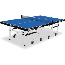 Τραπέζι πινγκ πονγκ εσωτερικού χώρου STAG School μπλε (42854)