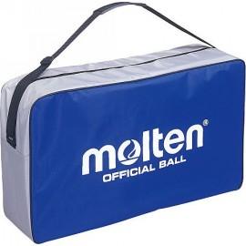 Τσάντα μεταφοράς μπαλών μπάσκετ MOLTEN (BP6)