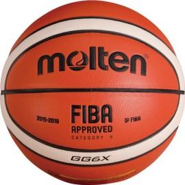 Αγωνιστική γυναικεία μπάλα μπάσκετ MOLTEN Elite Competition (BGG6X)