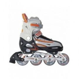 Αυξομειούμενο πατίνια AMILA In Line Skate Αλουμινίου (48920)