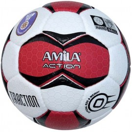 Μπάλα handball AMILA rubberized size 0 (41325)
