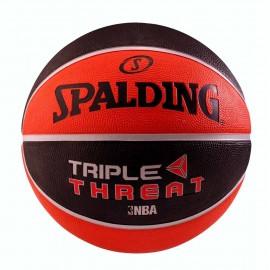 Μπάλα μπάσκετ προπαίδων Spalding NBA Triple Threat (65 481Ζ1)