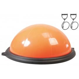 Μπάλα ισορροπίας με λάστιχα LiveUp (B 3611)