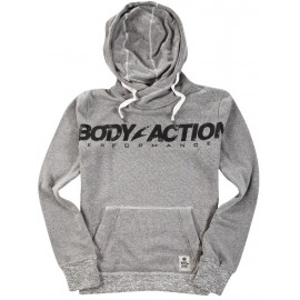 Αντρικό φούτερ με κουκούλα BODY ACTION (063608 03)