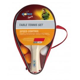 Set Solex 1,8mm sponge soft cap, 3 TT Balls 44268