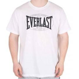 Ανδρικό αθλητικό μπλουζάκι CVC SPORTS από την Everlast EVR6563 White