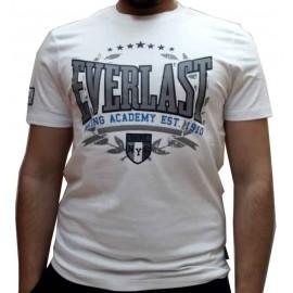 Ανδρικό αθλητικό μπλουζάκι Everlast Boxing Academy EVR4668 White