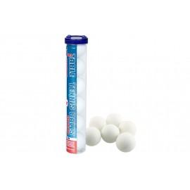 Μπαλάκια Ping Pong Λευκά 6 τεμάχια (61PH)