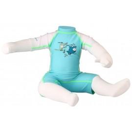 Κορμάκι κολύμβησης παιδικό (γαλάζιο) Waimea® (55UA AWL)