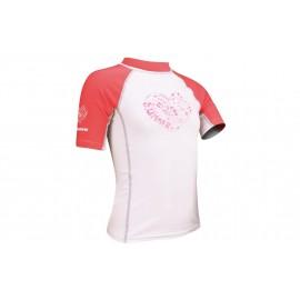 UV Shirt Short Sleeve παιδικό (φούξια) Waimea® (55UD)