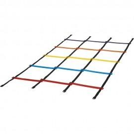 Σκάλα Ευκινησίας 4m Agility Ladder Σετ 3τεμ. (47848)
