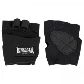 Γάντια γυμναστικής Lonsdale Neo Weight Lifting Glove Black