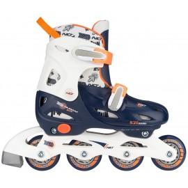 Inline Skate Junior ρυθμιζόμενα (52SA BWO)