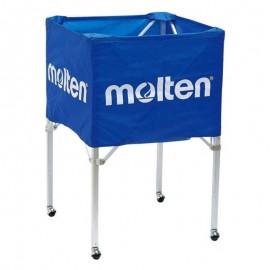 Καλάθι μεταφοράς μπαλών MOLTEN 8.08.BKF 1 N