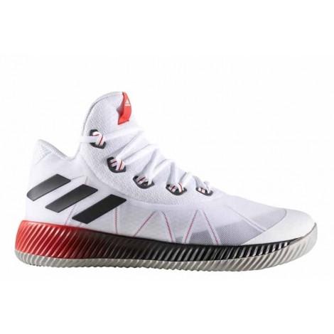 Ανδρικό αθλητικό παπούτσι Basket Adidas Light Em Up 2017 BB8349