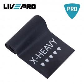Live Pro Λάστιχο Αντίστασης (κορδέλα) X Heavy (Β 8413 XH)