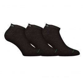 Κάλτσες 3 αδα GSA 365 Supercotton 3p 8116143 01 Black