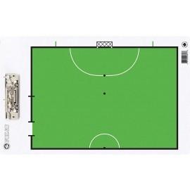 Πίνακας τακτικής ποδοσφαίρου amila FOX40 Coaching Clipboard for Futsal (70582)