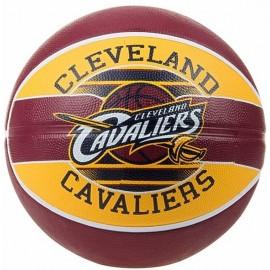 Μπάλα μπάσκετ SPALDING NBA Team Cavaliers (83 504z1)